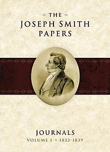 The Joseph Smith Papers   Wikipedia the free encyclopedia PRcE5J3Z