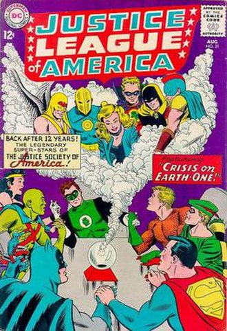 Justice Society of America - Image: Justice Leagueof America 21