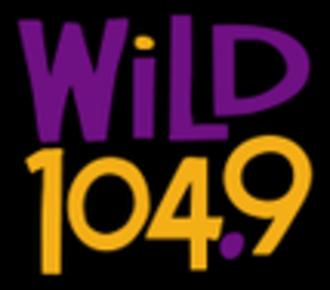 KLLT (FM) - Image: KBWX Wild 104.9 logo