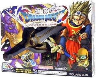 <i>Kenshin Dragon Quest: Yomigaerishi Densetsu no Ken</i> 2003 video game