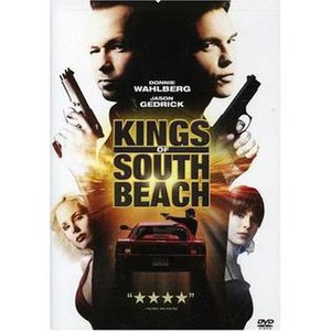 Kings of South Beach - Cover of the DVD