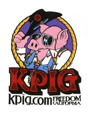KPIG-FM - Image: Kpig com