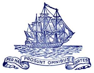 Académie de Marine - Image: L'Académie royale de marine (emblem)