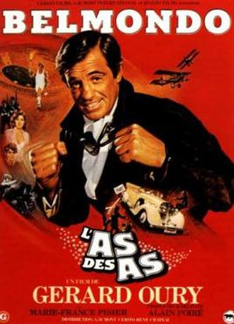 Ace of Aces (1982 film) - Image: L'as des as