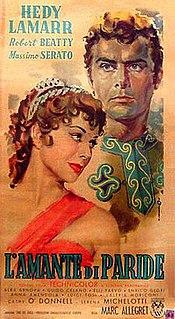 <i>Loves of Three Queens</i> 1954 film by Marc Allégret, Edgar George Ulmer