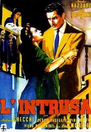 The Intruder (1956 film) - Image: L intrusa 1956