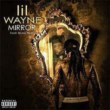 Lil Wayne - Mirror (single cover).jpg