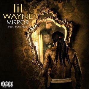 Mirror (Lil Wayne song) - Image: Lil Wayne Mirror (single cover)