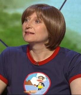 Linda Smith (comedian) English comedian