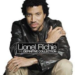 The Definitive Collection (Lionel Richie album) - Image: Lionel Richie The Definitive Collection