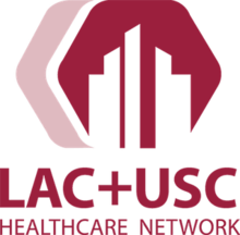 Los Angeles County+USC Medical Center Healthcare Network logo.png