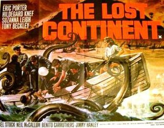 <i>The Lost Continent</i> (1968 film) 1968 film by Michael Carreras