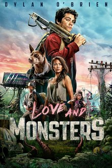 Love And Monsters Film Wikipedia
