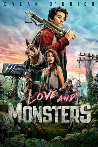 Picture of a movie: Love And Monsters