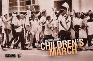 Mighty Times: The Children's March - Film poster
