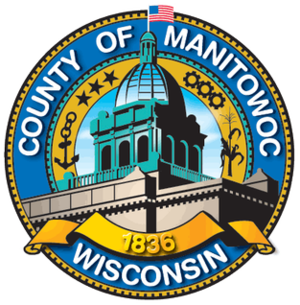 Manitowoc County, Wisconsin - Image: Manitowoc County Seal