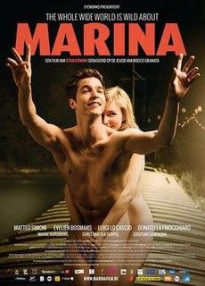 <i>Marina</i> (2013 film) 2013 film by Stijn Coninx