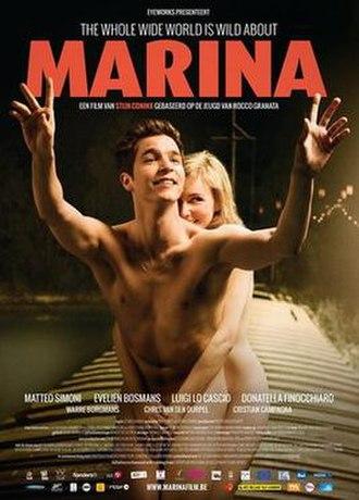 Marina (2013 film) - Image: Marina 2013 poster