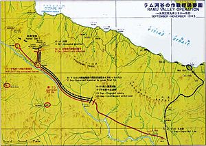 Markham and Ramu Valley – Finisterre Range campaign - Markham and Ramu Valley Operations, September–November 1943