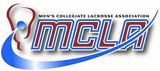 College lacrosse - MCLA Lacrosse logo