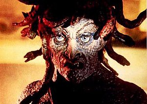 Clash of the Titans (1981 film) - The gorgon Medusa.
