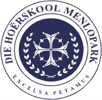 Hoërskool Menlopark - Menlopark school crest