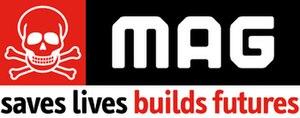 Mines Advisory Group - Image: Mines Advisory Group logo