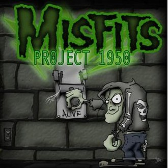 Project 1950 - Image: Misfits Project 1950 cover