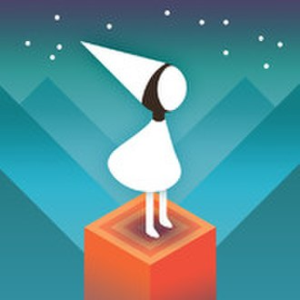 Monument Valley (video game) - App icon