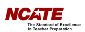 National Council for Accreditation of Teacher Education - Image: NCATE