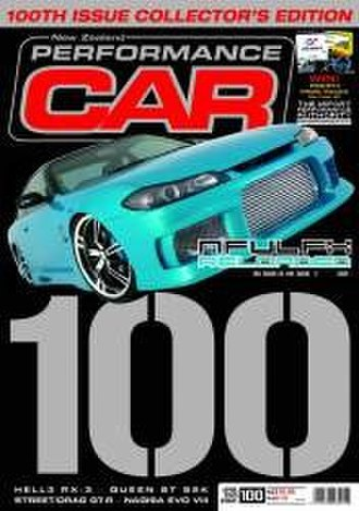 NZ Performance Car - NZ Performance Car issue 100.