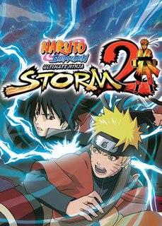<i>Naruto Shippuden: Ultimate Ninja Storm 2</i> video game