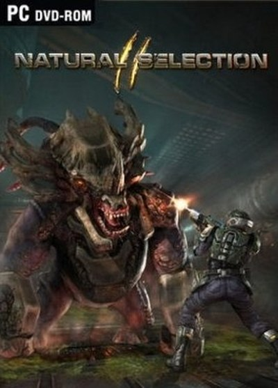Picture of a game: Natural Selection 2