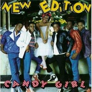 Candy Girl (album) - Image: Neboyband
