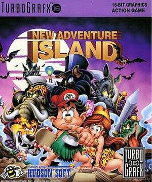 New Adventure Island - Image: New Adventure Island