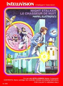 TOP INTELLIVISION (hors homebrew) - Page 3 220px-Night_Stalker_cover