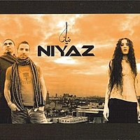 Niyaz -2005- Niyaz (Six Degrees Records) | world fusion,downtempo,persian,indian