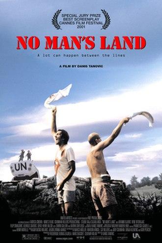 No Man's Land (2001 film) - DVD cover