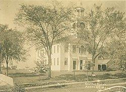 Historic North Church in Assonet