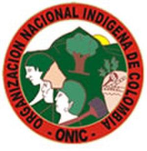 National Indigenous Organization of Colombia - Image: ONIC logo