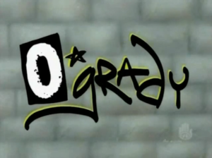 O'Grady - Image: O Grady logo
