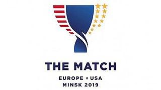 The Match Europe v USA