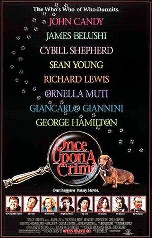 Once Upon a Crime - Theatrical release poster