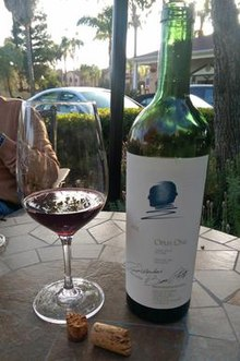 Opus One Winery Wikipedia