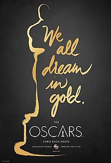 88th Academy Awards Annual American awards ceremony