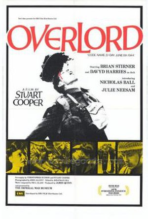 Overlord (1975 film) - Image: Overlordposter