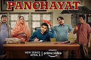 <i>Panchayat</i> (TV series) 2020 Indian comedy-drama web television series