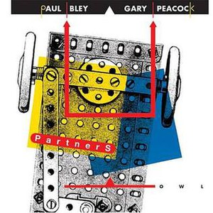 Partners (Paul Bley & Gary Peacock album) - Image: Partners (Paul Bley & Gary Peacock album)