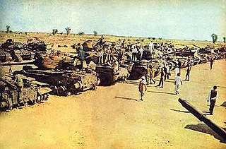 Battle of Asal Uttar A battle fought during the Indo-Pakistani War of 1965