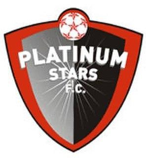 Platinum Stars F.C. - old logo